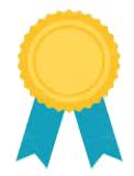 Contest Winning Badges