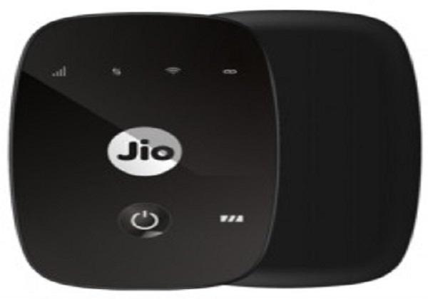 JioFi 4G Hotspot